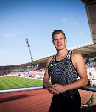 Julian Reus strebt Sprint-Double beim DM-Heimspiel in Erfurt an